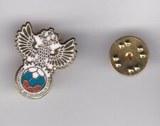 Russian FF - lapel badge butterfly fitting