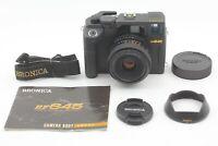 [MINT] Bronica RF645 Medium Format Film Camera Zenzanon RF 65mm F4 Lens JAPAN