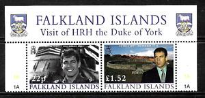 Falkland Islands .. Prince Andrew Royal Visit .. Mint(MNH) .. 7515