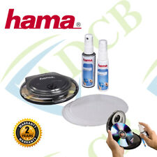 Hama CD DVD & Game Disc Scratch Remover Cleaning Repair Kit System Machine