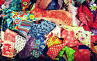 Fabric Strips Scrap Pack 100% Cotton fabric lot BY THE POUND