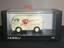 Norev 479917 peugeot D3A la vache qui rit diecast modèle camion de livraison van