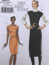 Misses Top Size 6-22 BN Vogue V1503 American Designer Rachel Comey  PATTERN