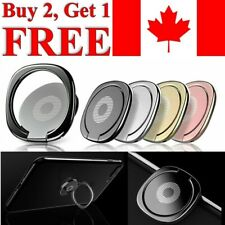Magnetic Smart Phone Ring Holder Finger Pop Thin Car Mount Grip Socket Magnet