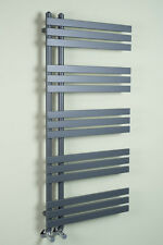 Designer Handtuchheizkörper Badheizkörper 1272x600mm Grau