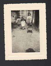Photo Amateur / JEUX D'ENFANT , FILLETTE & POUPEE