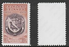48220 Falkland Islands 1933 CENTENARY 10s COAT of ARM S  MARYLAND FORGERY unused