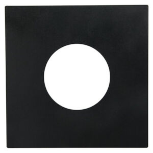 "Copal Compur #3 140x140 Lens Board For Horseman Sinar 4x5"" Large Format Camera"