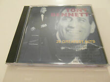 Tony Bennett - 20 Greatest Hits (CD Album) Used Very Good