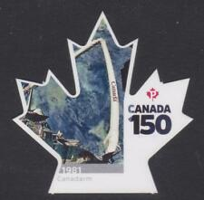 Canada 2017 # 3004i Canada 150 (Canadarm) - Unused