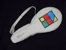 ADIDAS Vintage 80's tennis racket bag/ guitar case design for Ivan Lendl