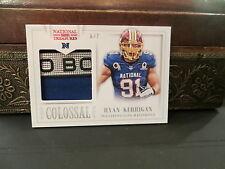 National Treasures Colossal Pro Bowl NFL Jersey Redskins Ryan Kerrigan 6/7  2013