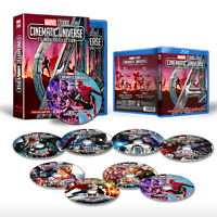 *NEW* Marvel Studios Cinematic Universe 23-Movie Collection - Blu-Ray