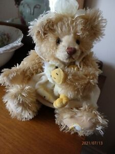 Settler Bear 15inch (38cm) Baby Duck Collection Gorgeous Girl name unknown