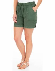 Pull On Shorts - Ladies Womens - Klass Collection