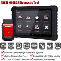 Full System OBD2 Scanner Auto Diagnostic Tool Bluetooth ABS EPB DPF Oil Reset