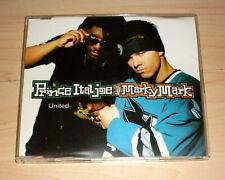 CD Maxi-Single - Prince Ital Joe feat Marky Mark - United