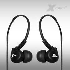 En ear monitoring auriculares Xears ® iem800 negro Sport pinganillo audio & HiFi