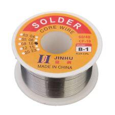 JINHU 1mm 100g Solder Wire Tin Lead 60/40 Flux 2.0% Rosin Soldering Core C2A8