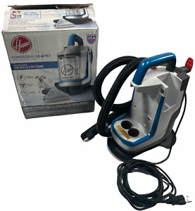 Hoover PowerDash GO Pet Portable Spot and Stain Cleaner, FH13000 Parts or Repair