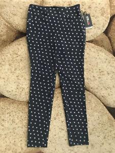 RLX Ralph Lauren Eagle Stretch Recover Golf Pants Womens Size 4 Black NWT $188
