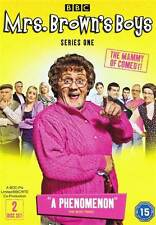 Mrs Browns Boys BBC Series 1 DVD - (2 Disc) Agnes Brown Brendan O'Carroll Comedy
