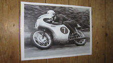 Mike Hailwood Isle of Man TT Great New POSTER   NO7