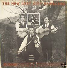 """THE NEW LOST CITY RAMBLERS """"20 YEARS/CONCERT"""" lp mint"""