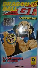 VHS - DE AGOSTINI/ DRAGON BALL GT - VOLUME 20 - EPISODI 2