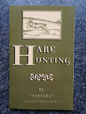 HARES HUNTING BEAGLES BEAGLING HARRIERS HOUNDS DOGS HARE TANTARA HARRIER