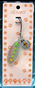 Japan Disney Store~Just Pooh Phone Strap