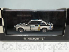 Minichamps : Ford Escort II Rs 1800 RAC Rally 1975 1:43 400758401