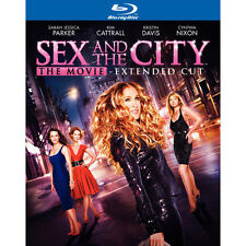 Sex and the City: The Movie [Blu-ray] DVD, Sarah Jessica Parker, Kim Cattrall, C