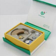 Axon F-138 Tone Hearing Aids Behind Over Ear Voice Adjustable Sound Amplifier