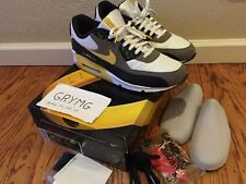 Tier 0 Nike Air Max 90 Livestrong Size 11 complete VNDS 1 95 Infared Atmos Lemon
