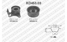 SNR Kit de distribución OPEL CORSA KADETT VAUXHALL NOVA NOVAVAN KD453.03