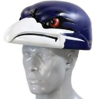 NFL BALTIMORE RAVENS FOAMHEAD HAT NEW Fanfave  3D Game Day Man Cave Jackson