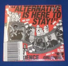 Alternative Is Here to Stay The Mr. T Experience~NEW~1995 Punk Rock EP CD