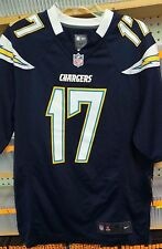 Nike Philip Rivers San Diego Chargers Youth Game Jersey Navy XL Ret 70 38ebfc838
