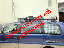 Fully Enclosed Deluxe Alloy Roof Rack 1650mm for MITSUBISHI Delica High Roof