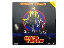 Rare Laserdisc Movie, Dick Tracy Warren Beatty
