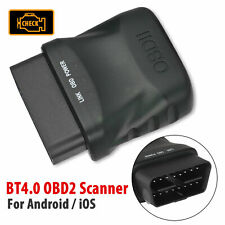 Bluetooth OBD2 Car Diagnostic Scanner Auto Code Reader Tool Android  Windows IOS