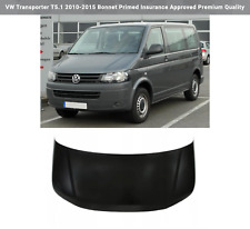 VW Transporter T5.1 2010-2015 Bonnet Primed Insurance Approved Premium Quality