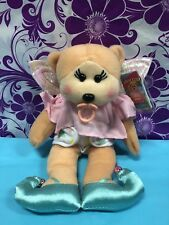 Brand New Beanie Kids BELL The Baby Fairy Bear - Great For Collector