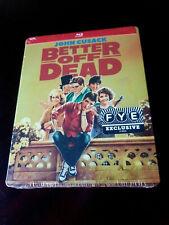 Better Off Dead Steelbook Blu-ray Brand New