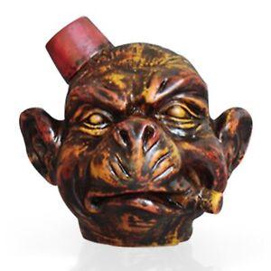 Brass Monkey Shift Knob & Adapters fits lokar b&m gennie hot rat street rod soc