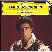 Verdi:Trovatore Hlts, Carlo Maria Giulini, Very Good Import