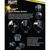 Delkim D-Lok Shoe And Foot