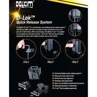 Delkim D-Lok Shoe And Foot
