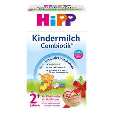 "HIPP Combiotic ""Kindermilch"" Stage 2+ Baby Formula 600g (21.2oz)"